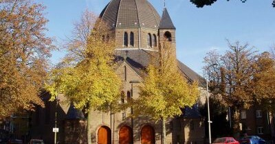 Aloysiuskerk in Utrecht Oost